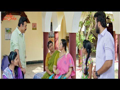 Drushyam Movie Dialogue Trailer - Venkatesh, Meena - Drishyam Trailer | Silly Monks