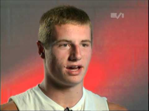 Connor Cook Interview 12/9/2010 video.