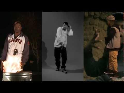 DJ Kay Rich Presents: Cen Cal Cypher (G's Edition) Feat. Diego Redd, Planet Asia & Fashawn
