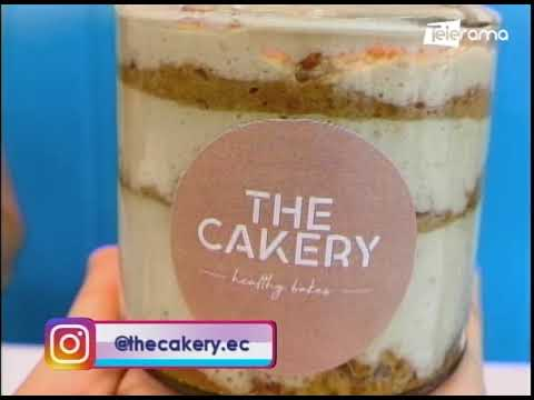 The cakery: Emprendimiento de postres saludables