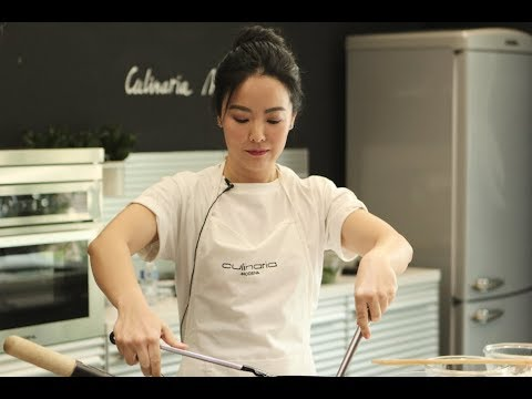 Cook For A Cause: Cooking Class With Chef Yvonne Yuen