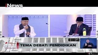 Video [FULL] Debat Ketiga Calon Wakil Presiden Pemilu 2019 Part 02 - Pemilu Rakyat 17/03 MP3, 3GP, MP4, WEBM, AVI, FLV Maret 2019