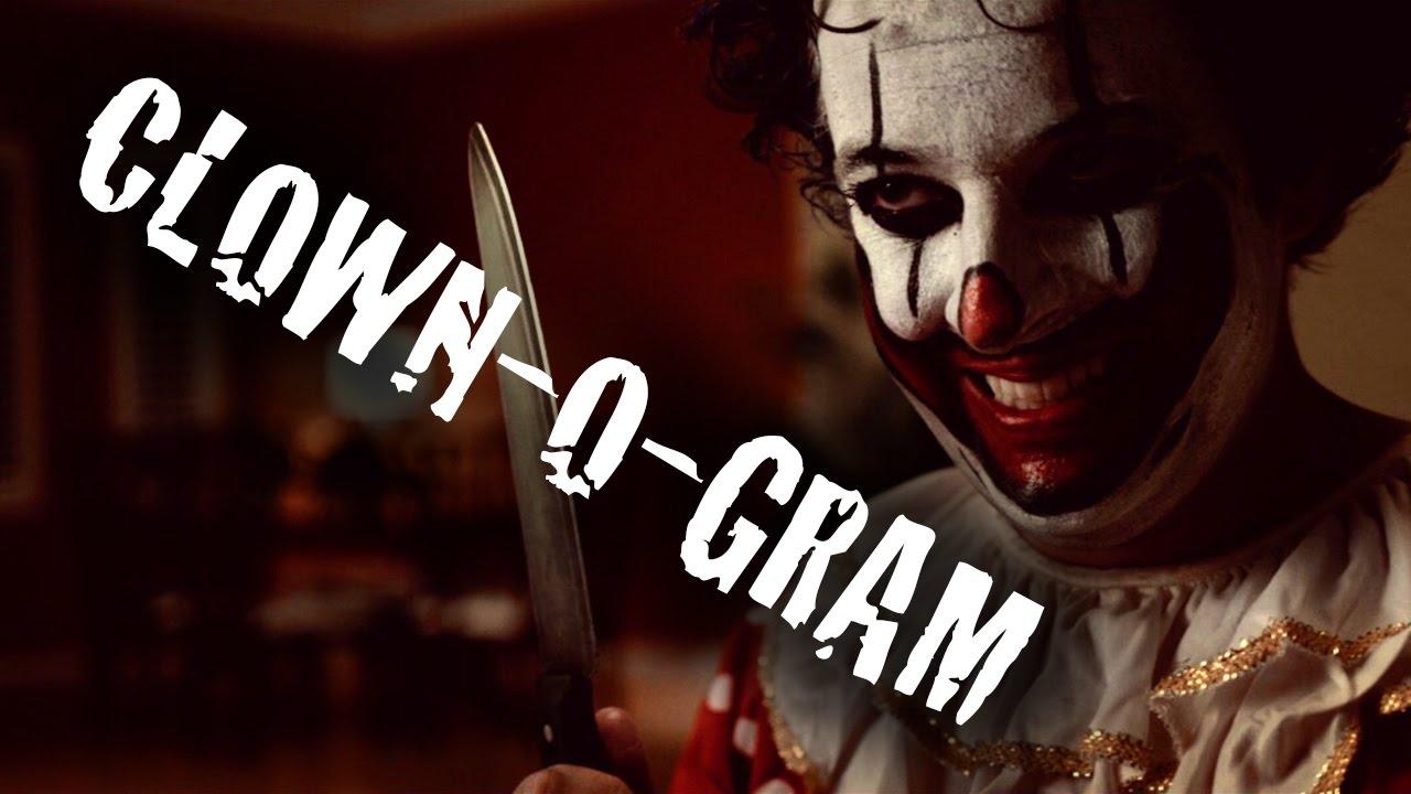 Clown-O-Gram - short film