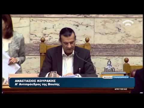 Εγκρίθηκε από τη Βουλή ο Προϋπολογισμός