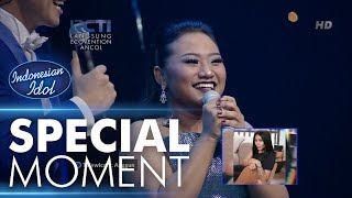 Video Maria menyanyikan lagu impiannya! - RESULT & REUNION - Indonesian Idol 2018 MP3, 3GP, MP4, WEBM, AVI, FLV Juni 2018