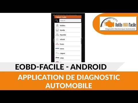 Video of E OBD2 Facile -Car Diagnostics