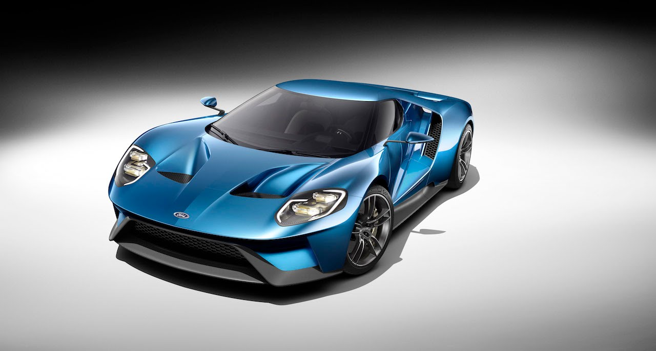 2017 Ford GT
