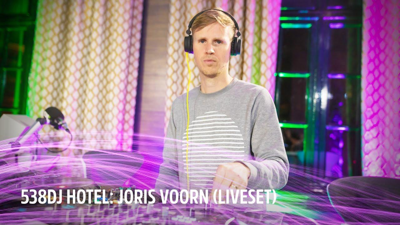 Joris Voorn - Live @ 538DJ Hotel x Radio 538 2016
