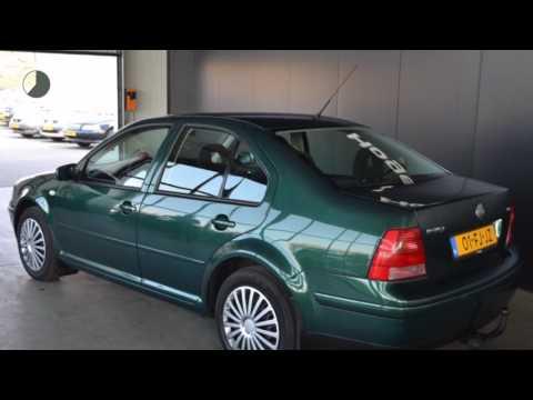 Volkswagen Bora 2.0 TRENDLINE Airco ECC Elektr. ramen Trekhaak Inruil mogelijk