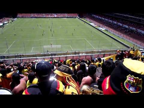 Sur Oscura ( Sembrando Terror ) en Casa Blanca +Gol..!! - Sur Oscura - Barcelona Sporting Club