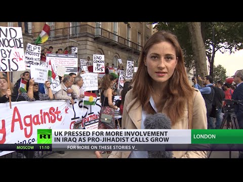 Aid or Arm%3F UK pressed to stand up more strongly to ISIS in Iraq