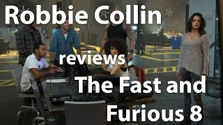 Nonton Robbie Collin reviews Fast and Furious 8 Film Subtitle Indonesia Streaming Movie Download