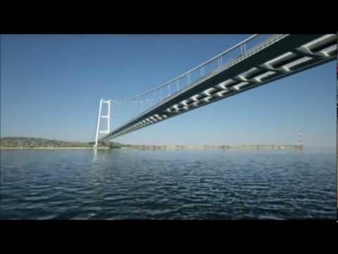 il ponte sullo stretto in 3d - un'opera che non vedrà mai la luce