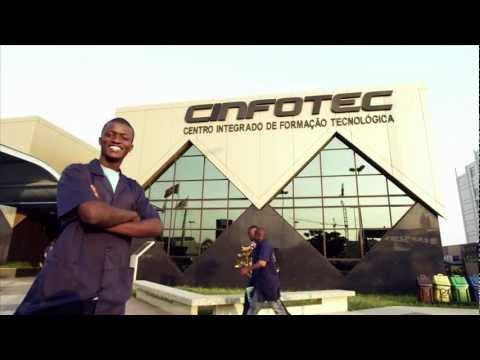 Educação profissional para Angola
