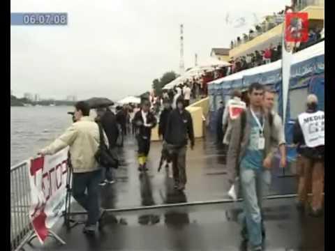 Гран-при Москвы по водно-моторному спорту Класс 1.