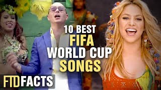 Video 10 Best FIFA World Cup Songs MP3, 3GP, MP4, WEBM, AVI, FLV Juni 2018