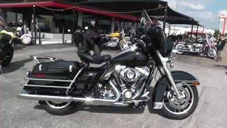 7. 611466 - 2013 Harley Davidson Electra Glide Police FLHTP - Used Motorcycle For Sale