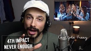 Video Vocal Coach REACTS to 4th IMPACT 'Never Enough' MP3, 3GP, MP4, WEBM, AVI, FLV Agustus 2018