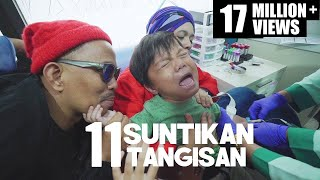 Video 11 Suntikan 11 Tangisan Gen Halilintar MP3, 3GP, MP4, WEBM, AVI, FLV Maret 2018
