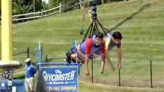 Largo (MD) United States  city pictures gallery : Sky Coaster , Six Flags America, Largo, Maryland