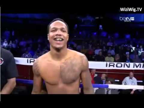 Ievgen Khytrov vs Louis Rose Boxing Competition!