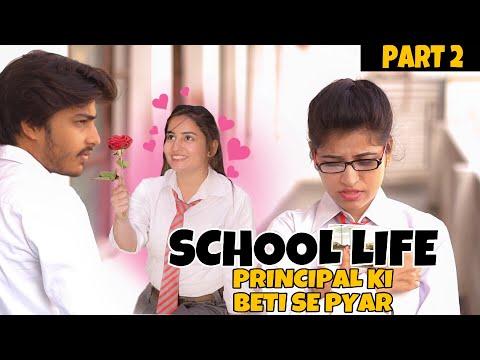 School Life   Principal Ki Beti Se Pyar - EPISODE 2 - Unexpected Twist   School Love Story