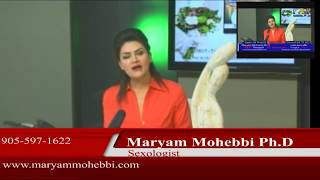 Maryam Mohebbiبزرگ کردن آلت جنسی مرد