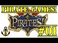 Jogos Sobre Piratas 01 Sid Meier s Pirates review Pt br