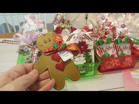 2017 Christmas Tags CottageCutz & others