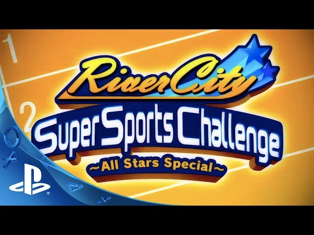 Видео к игре River City Super Sports Challenge - All Stars Special
