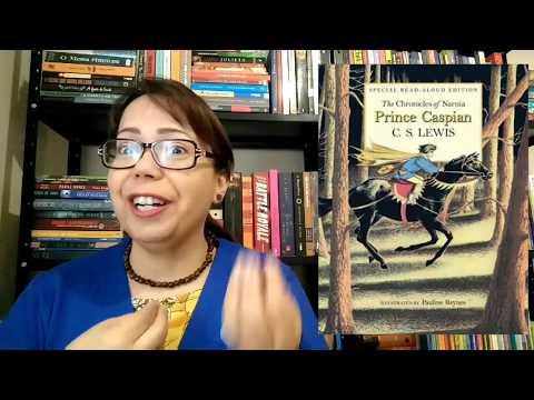 Crônicas de Nárnia |Príncipe Caspian - C.S.Lewis