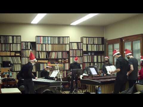 All I Want for Christmas is You -  Classe di Percussioni - Liceo Campostrini