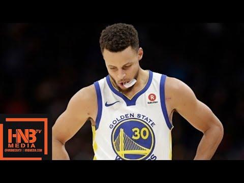 Golden State Warriors vs New York Knicks 1st Qtr Highlights / Jan 23 / 2017-18 NBA Season