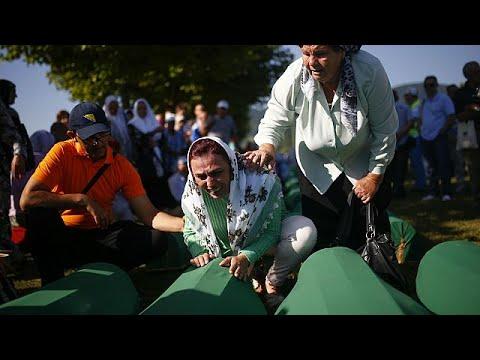 Σφαγή της Σρεμπρένιτσα: 22 χρόνια μετά