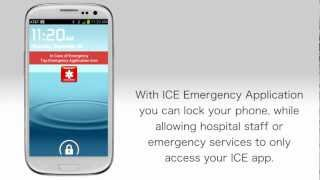 In Case of Emergency (ICE) YouTube video