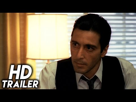 The Godfather: Part II (1974) ORIGINAL TRAILER [HD 1080p]