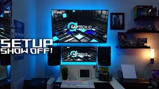 Video 5 Clean Setup Yang Patut Ditiru | Setup Show Off! MP3, 3GP, MP4, WEBM, AVI, FLV Agustus 2018