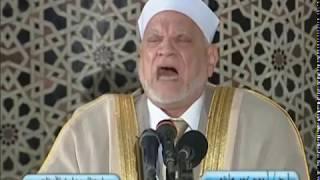 كلمة مؤثرة من قلب عالم رباني عن ذكرى هجرة النبي محمد / د. أحمد عمر هاشم