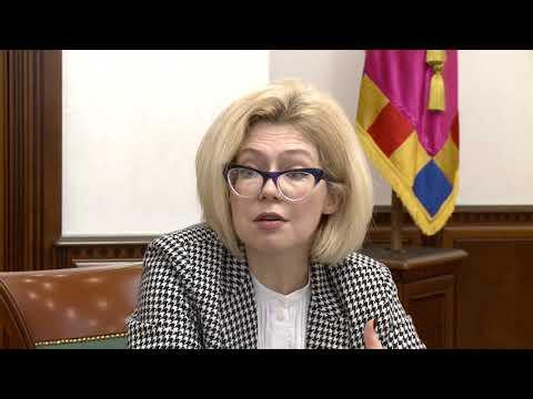 """Igor Dodon a prezidat o ședință cu privire la construcția sediului pentru Teatrul """"De pe strada Trandafirilor"""""""