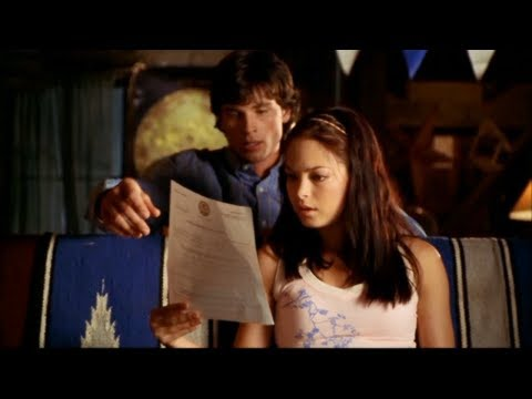 Clark and Lana Try to Help the Girl-next-door -- (Smallville - S3; E4)