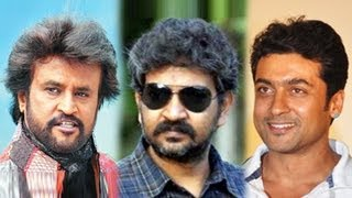 Rajamouli on working with Rajini & Surya