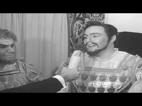 Luciano Pavarotti - Rigoletto 1966 (RARE)