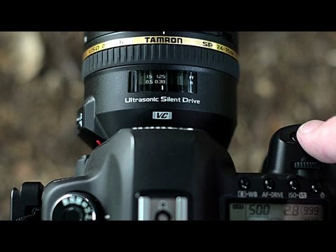 24-70mm f2.8 Showdown! 2 - FOCUS