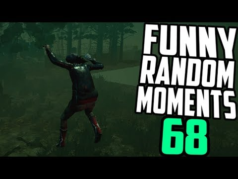 Funny images - Dead by Daylight funny random moments montage 68