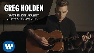 Greg Holden - Boys In The Street Chords