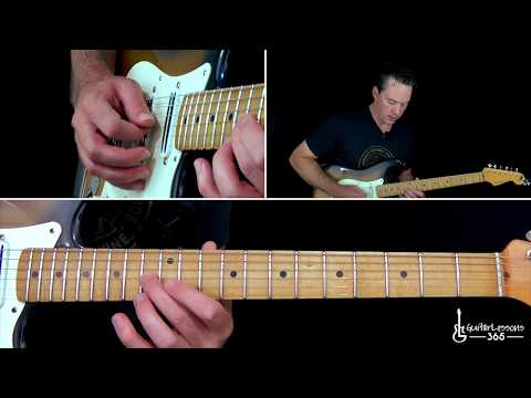 Download Video Hysteria Guitar Lesson - Muse