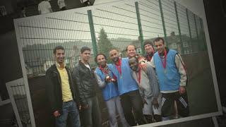 Bangor Wales United Kingdom  city images : Football Tournament (Bangor, Wales - United Kingdom / 12-06-2011)