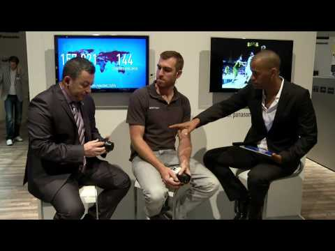 Panasonic LIVE @ IFA: Finding the right lens