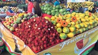 Alajuela Costa Rica  City new picture : Saturday Farmer's Market in Alajuela, Costa Rica