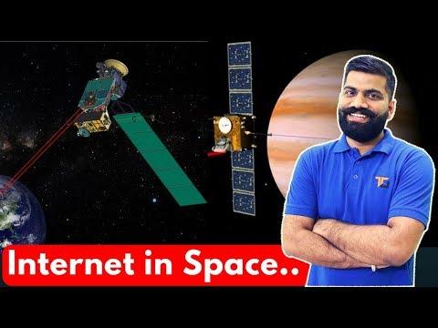 Internet Speed on Mars - 1Gbps LCRD - LASER Internet (видео)